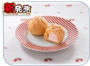 シュークリームいちご.JPG