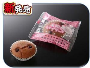 米粉のカップケーキココア.JPG