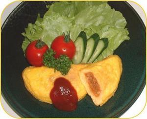 トマトミートオムレツ.JPG