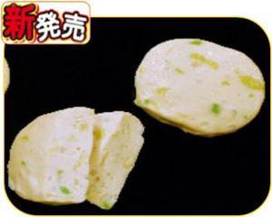 ふわふわ豆腐ステーキ(枝豆).JPG