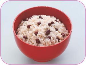 赤飯の素国産小豆100使用.JPG