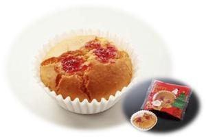 クリスマス米粉のカップケーキ.jpg